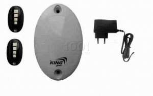 KING-GATES KIT 220V - 2 MYO 4C