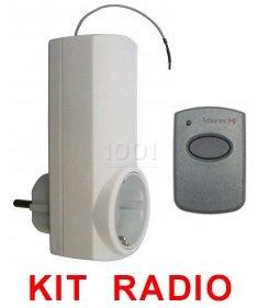Télécommande KIT D371-F - 1 D321-868 de marque MARANTEC