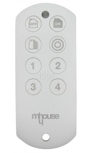 Télécommande MATX8 de marque MHOUSE