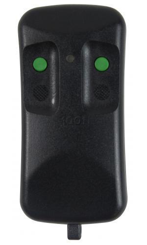 Télécommande AKMY2 26.995 MHZ de marque ALLMATIC