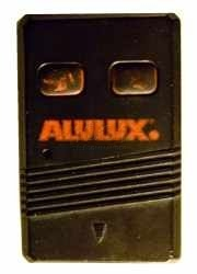 Telecommande ALULUX 40MHZ BLACK