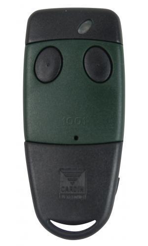 Télécommande S449-QZ2 GREEN de marque CARDIN