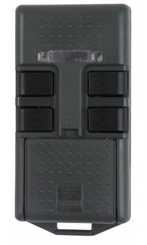 Télécommande S466-TX4 de marque CARDIN