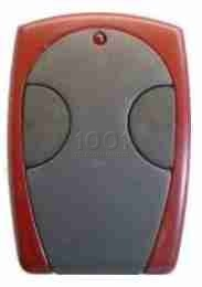 Telecommande DASPI POPS 2 RED