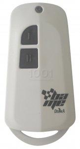 Télécommande STYLE ROLLING CODE TX2 de marque DELMA
