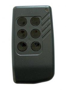 Télécommande STYLE ROLLING CODE TX6 de marque DELMA