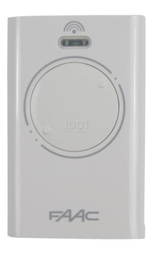 Télécommande XT2 433 SLH de marque FAAC