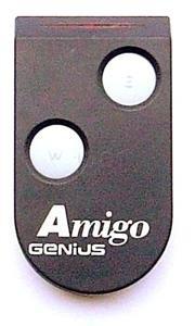 Telecommande GENIUS JA332 GREY