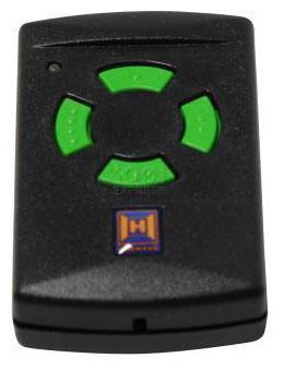 Télécommande HSM4 26.995 MHZ de marque HÖRMANN