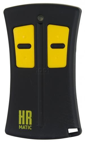 Télécommande R433AF4 de marque HR