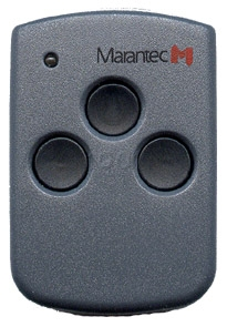 Télécommande D313-433 de marque MARANTEC