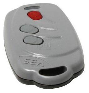Télécommande 868-SMART-3-SWITCH de marque SEA