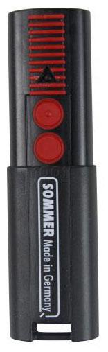 Télécommande 4026 TX03-868-2 de marque SOMMER