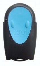 Telecommande TELECO TXR-433-A02 BLUE