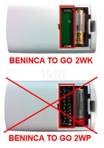 BENINCA TO GO 2WK