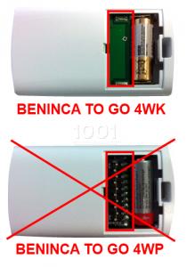 BENINCA TO GO 4WK