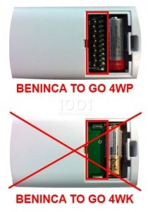 BENINCA TO GO 4WP