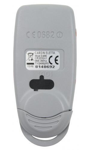 CARDIN S486-QZ2