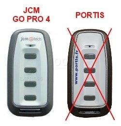 JCM GO PRO 4