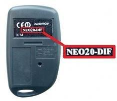 JCM NEO20-DIF