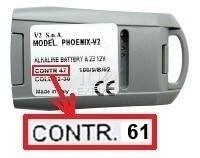 V2 PHOENIX CONTRAT 61 4CH