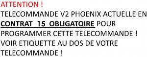 V2 PHOENIX CONTRAT 15 4CH