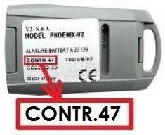 V2 PHOENIX CONTRAT 47 4CH