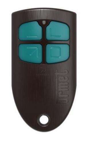 Télécommande MEMO BIP 4B 868 de marque URMET