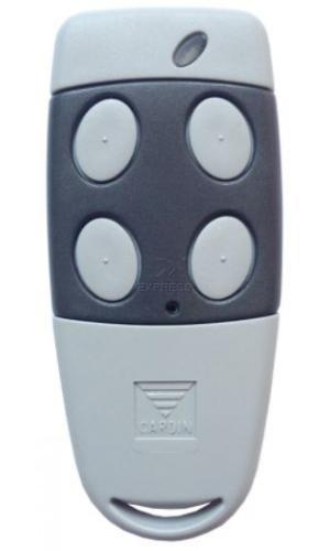 Télécommande S486-QZ400 de marque CARDIN