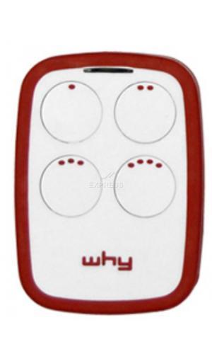 Télécommande WHY EVO 7.0 RED WHITE de marque SICE