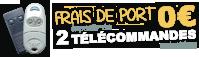 1001 Télécommandes vous offre la livraison
